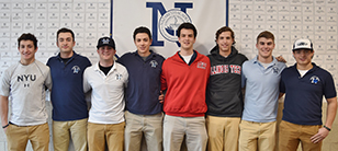 Student-athletes make college commitments