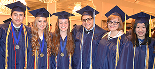 Nazareth celebrates the Class of 2015