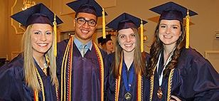 NAZARETH ACADEMY PROUDLY CELEBRATES THE CLASS OF 2014