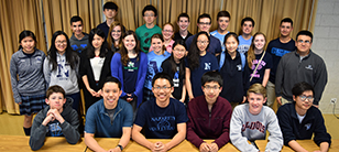 Math Club Success at State